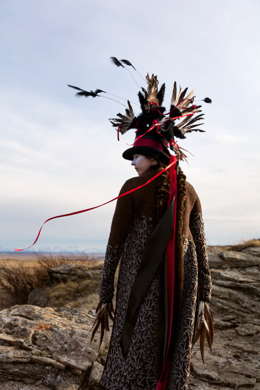 Bring Me to This Place by Meryl McMaster